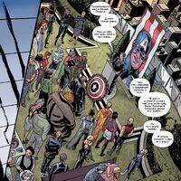 Survive Captain America's funeral 1610