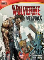 Weapon X Tomorrow Dies Today
