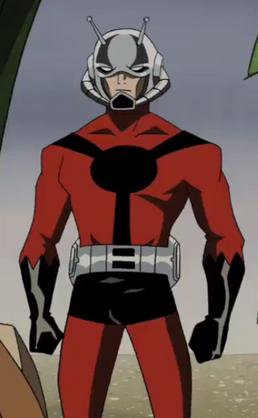 Henry Pym (Tierra-8096) de Avengers Micro Episodios Ant-Man & The Wasp Temporada 1 1