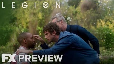 Legion Season 2 Hiding Preview FX