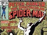 Peter Parker, O Espetacular Homem-Aranha Vol 1 20