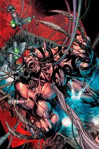 Wolverine Origins Vol 1 36 Textless