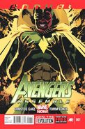 Avengers Assemble Annual Vol 2 1