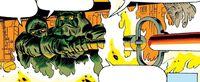 Forging of Thunderstrike Earth-616