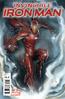 Invincible Iron Man Vol 2 1 Variante de Granov