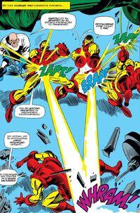 Iron Man 1 1 Tony Stark vs Iron Man's impostors
