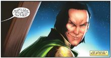 Локи подслушивает - Thor, The Mighty Avenger