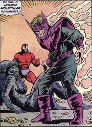 Molecule Man reborn in Fantastic Four Annual Vol 1 24