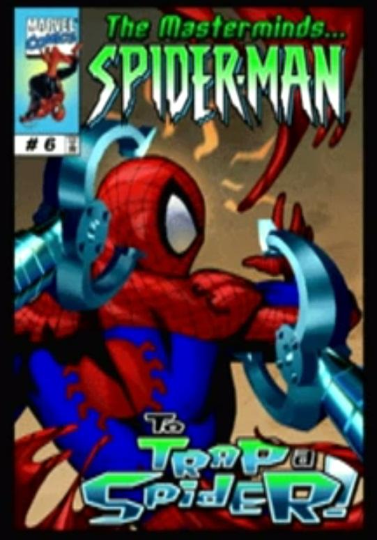 Comic Aun Book Cover Illustration Ver ~ Imagen spider man game covers g marvel wiki