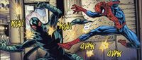 USM 97 Spider-Man and Scorpion