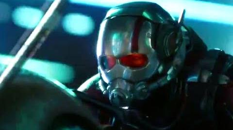 Ant-Man Extended TV Spot (2015) Paul Rudd Marvel Movie HD