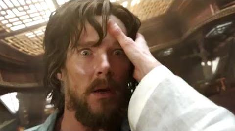 DOCTOR STRANGE TV Spot 5 - Question Reality (2016) Benedict Cumberbatch Marvel Movie HD