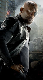 Nick Fury (Earth-199999) from Avengers- Age of Ultron