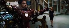 Iron Man 2008 Film Cap's Shield