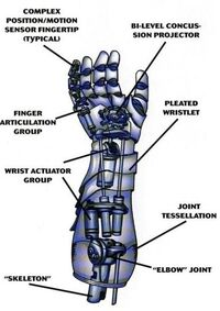Ultron Arm