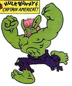 Hulk Bunny (Robert Bruce Bunny)