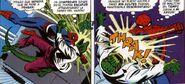 Lagarto vs El Asombroso Spider-Man