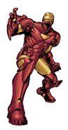 Armure d'Iron Man MK XXIV