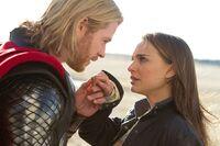 Thor film Thor and Jane