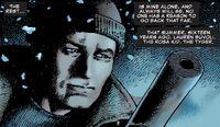 Punisher starts to remember