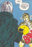 Thaddeus Ross le dispara a Rick (pero no lo Mata)