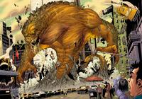 UFF 4 Underground Monster