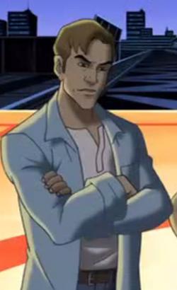 Henry Pym (Tierra-3488) de Ultimate Avengers The Movie 001