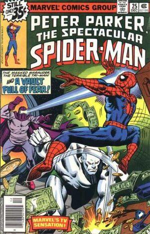 Peter Parker, O Espetacular Homem-Aranha Vol 1 25