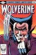 Wolverine Vol 1 Nº1