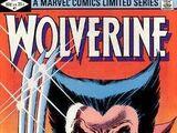 Wolverine Vol 1