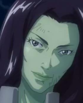 Gamora (Tierra-14042) de Marvel Disk Wars The Avengers Temporada 1 25