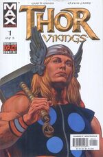 Thor Vikings issue 1
