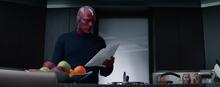 Вижен готовит для Ванды - Противостояние