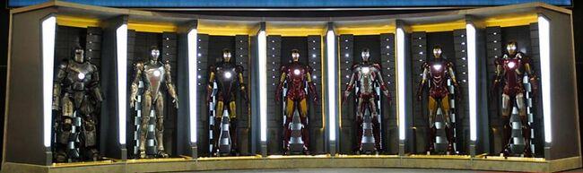 Iron Man armor (Earth-199999) 001