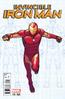 Invincible Iron Man Vol 2 1 Variante de Marquez