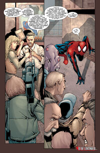 John Jonah Jameson tells the truth anout Spider-Man