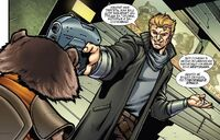 GOTG Most Wanted Rocket is Caught by the Mercenary