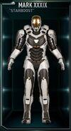 Armure d'Iron Man MK XXXIX (Terre-199999)
