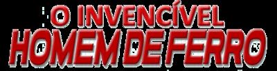 O Invencível Homem de Ferro (2015) logotipo