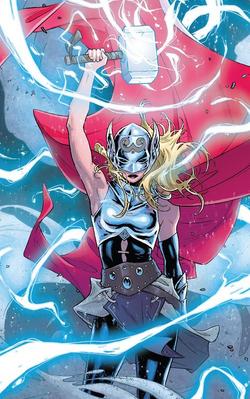 Thor (Mujer) (Tierra-616) de Thor Vol 4 1