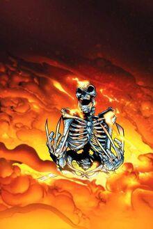 Wolverine Esqueleto Adamantium