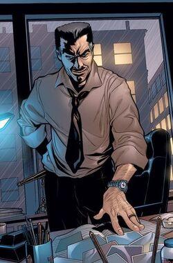 John Jonah Jameson (Earth-616) from Marvel Knights Spider-Man Vol 1 4 001