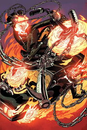 All-New Ghost Rider Vol 1 8 Textless