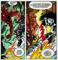 Venom's torture
