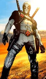 Wade Wilson (Earth-616) from Wolverine Road to Hell Vol 1 1 0001