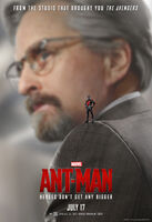 Ant-Man Pym poster
