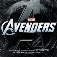 Avengers Assemble Soundtrack cover
