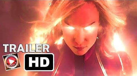 Moulderkurt.5/Ya hay tráiler de Capitana Marvel, la nueva superheroína