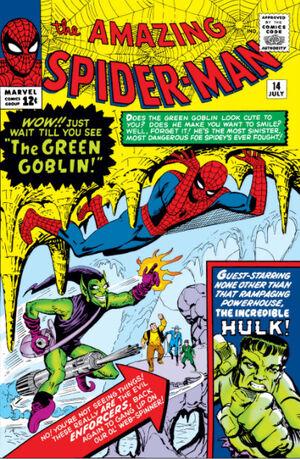 O Espantoso Homem-Aranha Vol 1 14