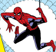 Peter Parker (Earth-616) from Amazing Spider-Man Vol 1 1 0001